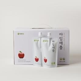 [건가장] [아임애플] 입소문난 진짜 사과즙 어린이주스 사과주스 착즙주스 건강즙