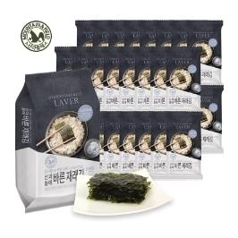 [더싸다특가] 산과들에 바른재래도시락김 16봉*2개