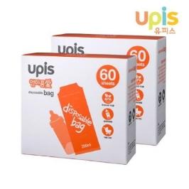 [유피스] [유피스] 일회용 멸균 비닐팩(60매) 2개_C235
