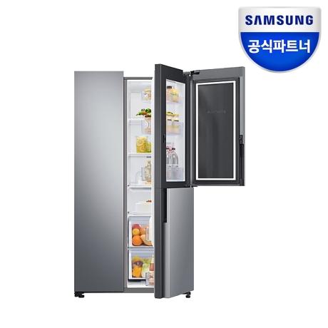 [삼성전자] ★500원에 냉장고 득템찬스★ 삼성 양문형냉장고 RS84T5041SA 19일 단 하루 !!