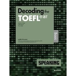 [5%적립] Decoding the TOEFL iBT Speaking Basic