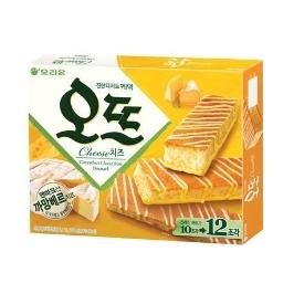 [원더배송] 오리온 오뜨 치즈 12P 288g x3박스