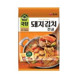 [농심] 농심 쿡탐 돼지김치전골 560g 6봉
