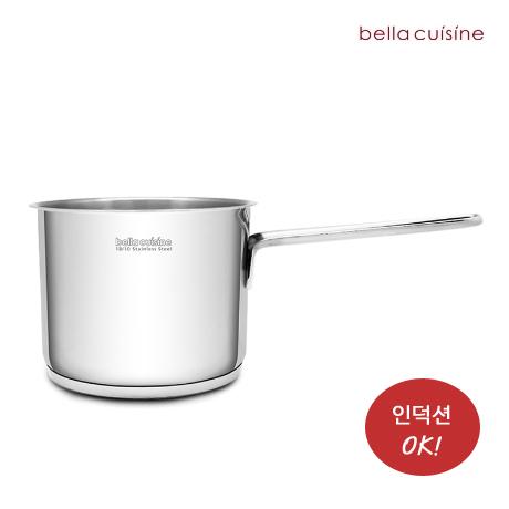 벨라쿠진 소스팬 계량 냄비 1리터/인덕션 사용 가능
