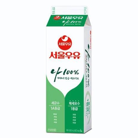 서울우유 1L