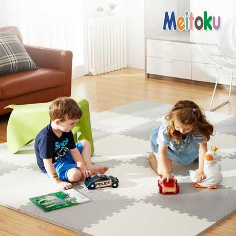 3050 퍼즐놀이방매트 30cm 9장 50cm 4장 층간소음&아이들의 안전