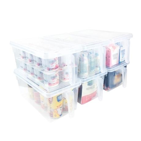 덮개형 냉장고정리용기
