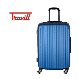 [A급 리퍼브] T67 로슬린 캐리어 여행가방 CHORAL NAVY 화물용 24형