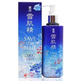 고세 설기정 메디케이티드 인리치드 로션 500ml Save The Blue