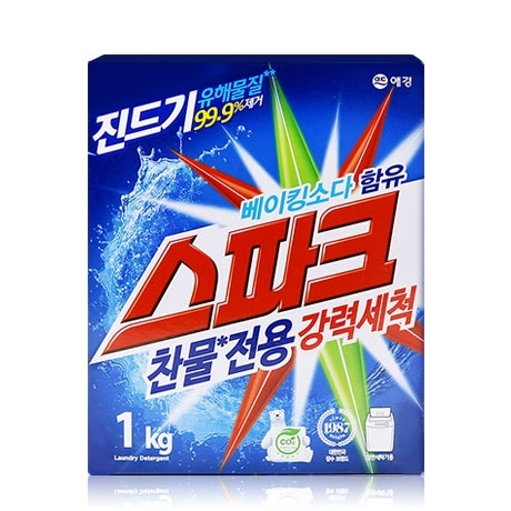 [오늘의100원]스파크 1kg (카톤)