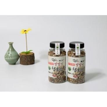 [시흥시장독대협동조합] 맛있는,건강한 국산콩100% 알알이연청국장