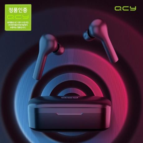 QCY T5 국내정품 블루투스 이어폰 블루투스5.0