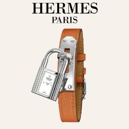 [에르메스] (관부가세 포함) 에르메스 명품 여성 시계 Hermes Women Kelly Watch W025744WW00