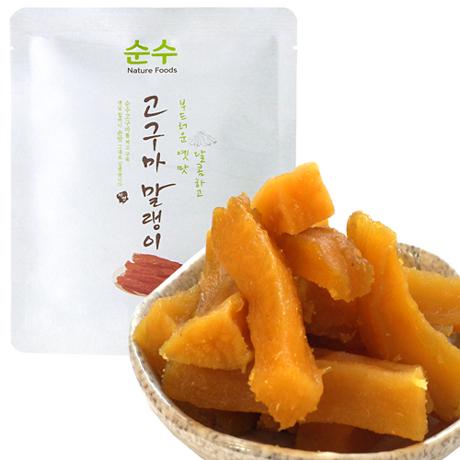 순수고구마 말랭이 60g10봉 무료배송 해남달콤한자연식품 공식매장 오픈기념