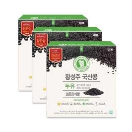 [원더배송] 이롬 황성주 검은콩깨쌀 두유 190ml X 48