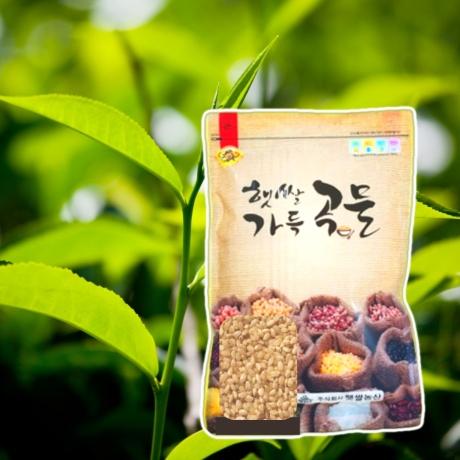 국산 싹을 틔운 발아현미 500g
