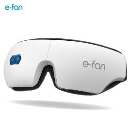e-fan 진동 + 온열 눈마사지기