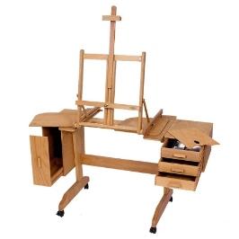 [마베프]책상형 워크스테이션이젤   M30