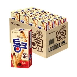 [원더배송] 오리온 통크 45g x 20입(1box)