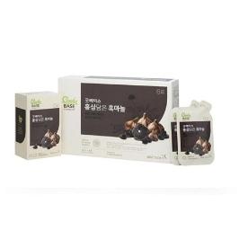 [원더배송] 정관장 굿베이스 홍삼담은 흑마늘 50ml 30포 + 쇼핑백