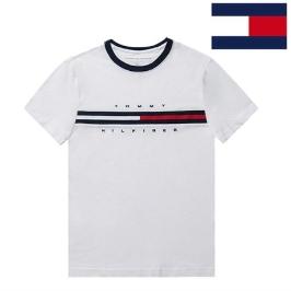 [하프클럽]타미힐피거 시그니처반팔티셔츠