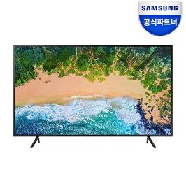 [삼성전자] 공식파트너 B 삼성 190㎝(75인치) UHD TV 4K UN75NU7050FXKR(P)