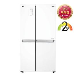 [디지털위크] ★ LG 디오스 821L 양문형냉장고 S831W30 공식판매점★