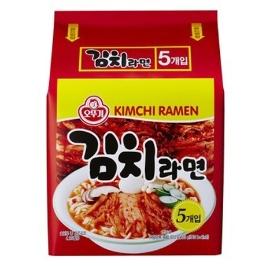 [늘필요특가] 오뚜기 김치라면 15봉
