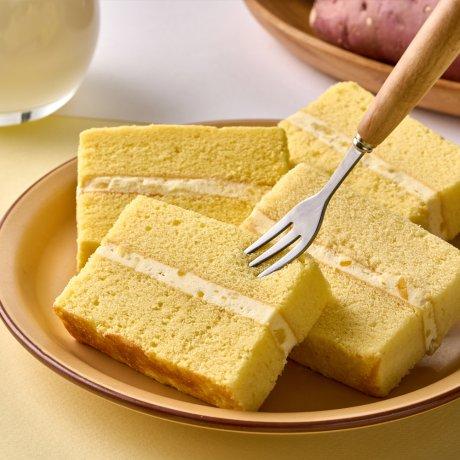 떡편 고구마 쌀 케이크 1박스 6개입