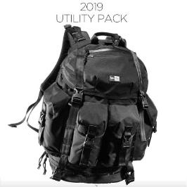 [뉴에라] (현대백화점)뉴에라 AC 2019 UTILITY PACK 가방 유틸리티 백팩 블랙 11926366