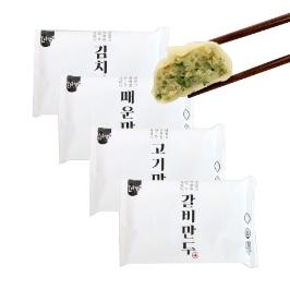 출시기념 온채당 만두 4종 맛별로 1+1+1+1
