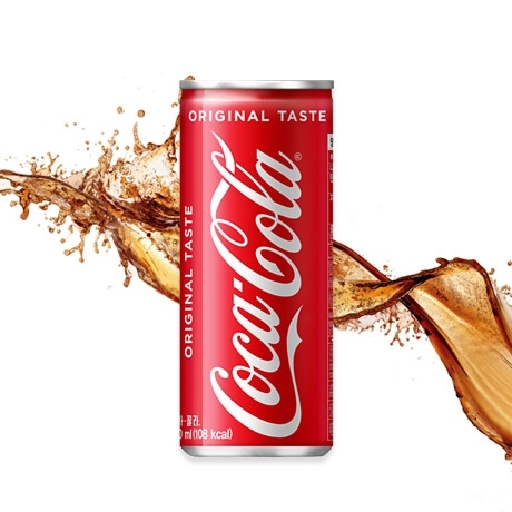 [코카콜라]코카콜라 250ml 캔 X 30입