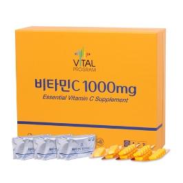 종근당 비타민C 1,000mg  600정/비타민 c정 1박스