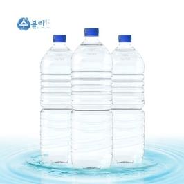 [행사]강블리라이프 수블리 생수 미네랄워터 2.0LX24개