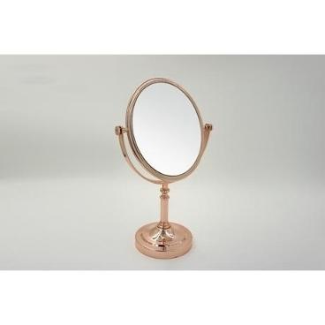 [싸고빠르다] 탁상용 스탠드 원형 거울 / 양면거울 / 확대거울