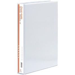 오피스존 OEM 백색 3공 사다리 바인더 3cm 백투명 A4