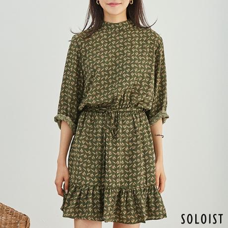 [솔로이스트] ★한정수량★에스닉 러블리 미니 원피스 SAEJB611