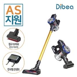 [Dibea] 디베아 차이슨 D18 청소기+침구 브러쉬(진드기 제