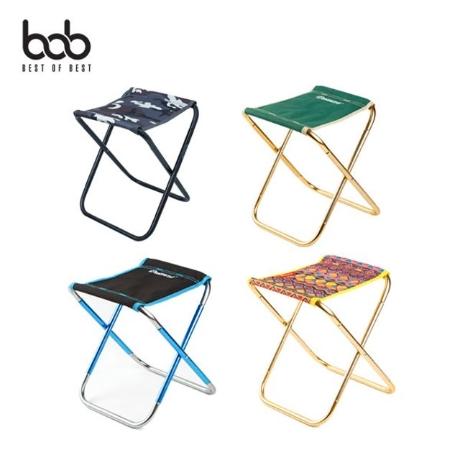 무료배송) 휴대용 접이식 휴대용의자 bob 알루미늄 샤인트립7075 미니의자 욕실의자 캠핑용의자 휴대용미니의자 JN11