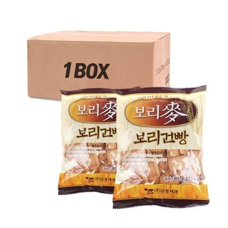 보리맥건빵 85g (1박스 54봉입)
