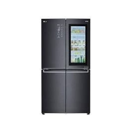 (현대Hmall)LG전자 F872MT75T 디오스 노크온 매직스페이스 양문형 냉장고 870L