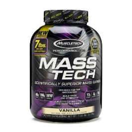 MuscleTech 매스 테크 3.18kg (Vanilla)