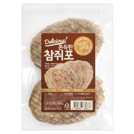 [더싸다특가] 해맑은푸드 쫀득한 참쥐포 대 20개입