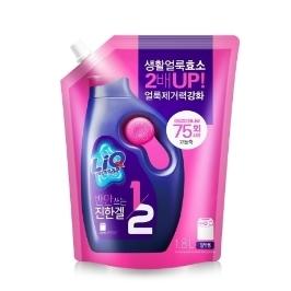 [더싸다특가] 반만쓰는 리큐 액체세제 일반용 1.8L 3개