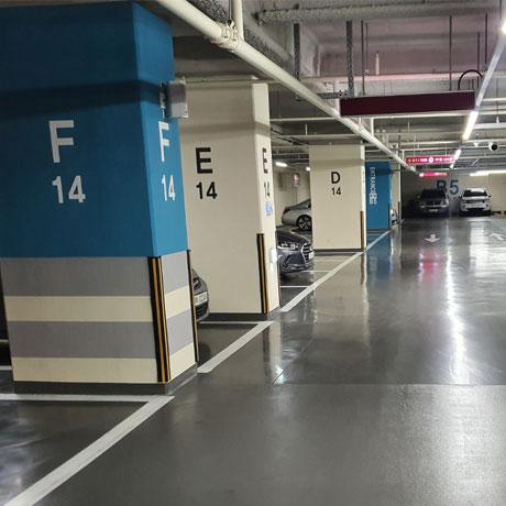 김포공항 주차대행 이용권