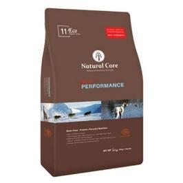 [원더배송] 네츄럴코어 애견사료 에코11 유기농퍼포먼스 6kg