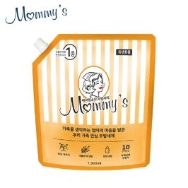 [싸고빠르다] 마미스 주방세제 1.5L 리필형 파우치형 1종 주방세제