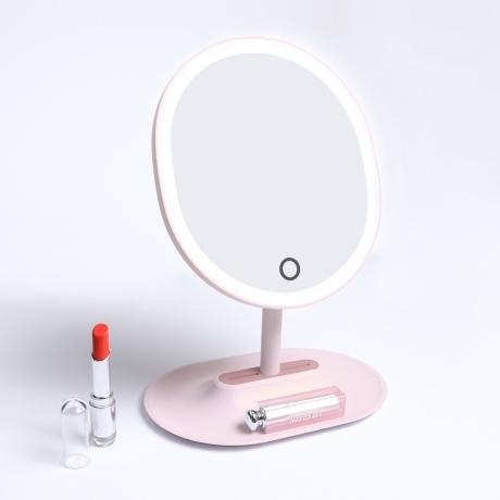 무아스 뷰티링 LED거울 화장거울