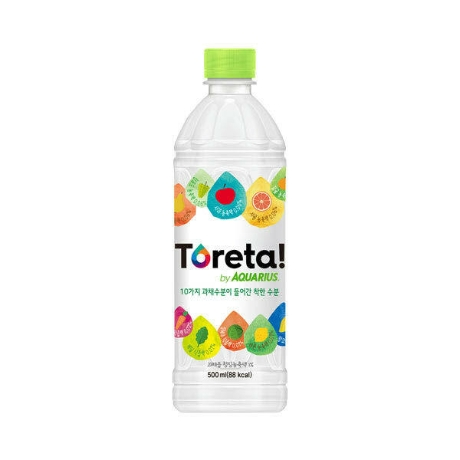 [코카콜라](현대Hmall)[코카콜라] 토레타 500ml x 24개