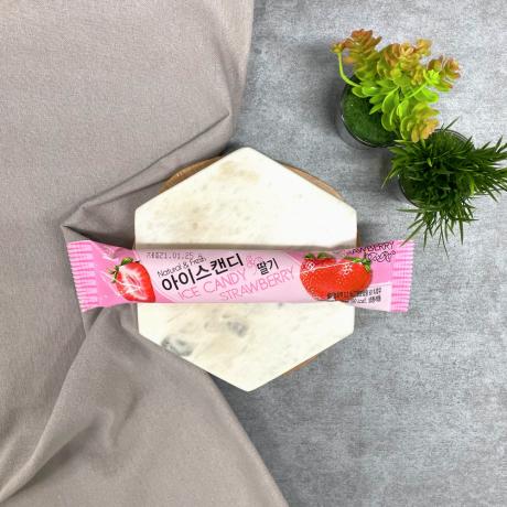 쿨아이스크림)아이스캔디딸기 [1개]